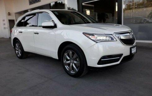 Se vende urgemente Acura MDX 2016 Automático en Guanajuato