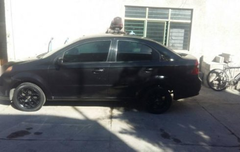 Tengo que vender mi querido Chevrolet Aveo 2015 en muy buena condición