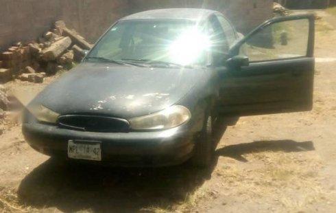 Quiero vender urgentemente mi auto Ford Contour 1998 muy bien estado