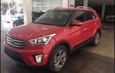 Carro Hyundai Creta 2018 de único propietario en buen estado
