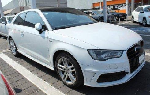 Quiero vender inmediatamente mi auto Audi A3 2014 muy bien cuidado