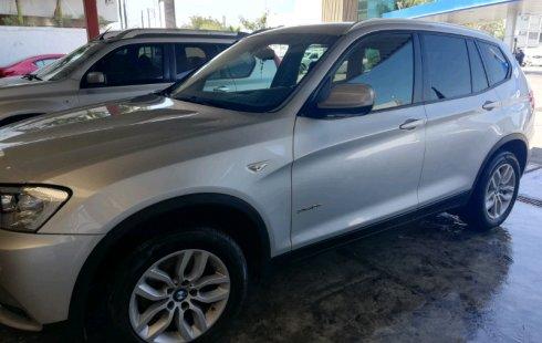 En venta un BMW X3 2013 Automático muy bien cuidado