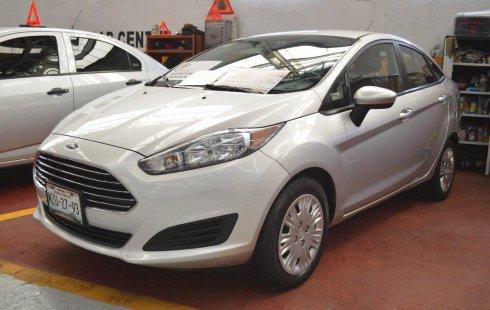 SHOCK!! Un excelente Ford Fiesta 2016, contacta para ser su dueño