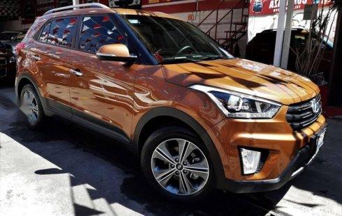 No te pierdas un excelente Hyundai Creta 2018 Automático en Benito Juárez