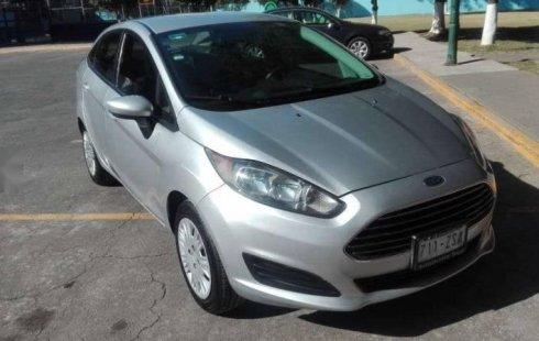 Urge!! Vendo excelente Ford Fiesta 2014 Manual en en Tlalpan