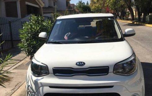 Quiero vender urgentemente mi auto Kia Soul 2017 muy bien estado