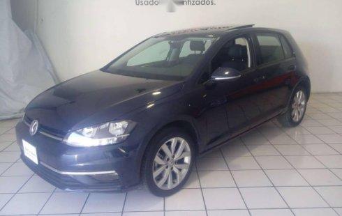 Me veo obligado vender mi carro Volkswagen Golf 2018 por cuestiones económicas