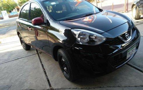 Urge!! Un excelente Nissan March 2016 Manual vendido a un precio increíblemente barato en Mérida