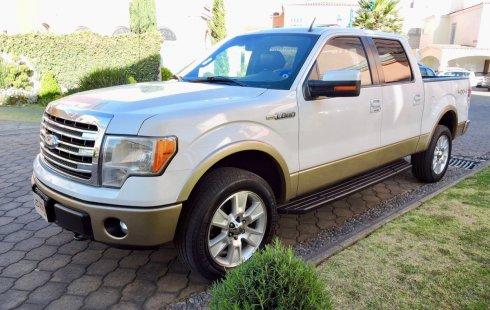 No te pierdas un excelente Ford Lobo Lariat 2013 Automático en Toluca