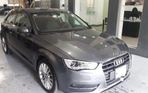 Quiero vender inmediatamente mi auto Audi A3 2014