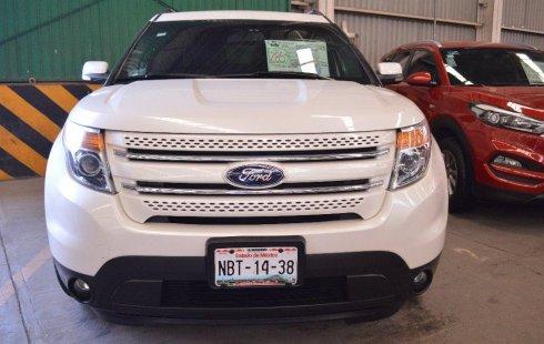 Ford Explorer 2013 usado