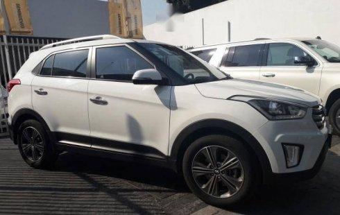 Un carro Hyundai Creta 2017 en Azcapotzalco