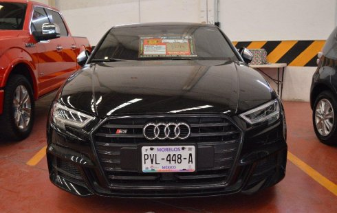 SHOCK!! Un excelente Audi S3 2018, contacta para ser su dueño