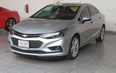 Precio de Chevrolet Cruze 2017