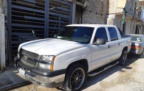 Vendo un Chevrolet Avalanche por cuestiones económicas