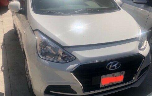 Un Hyundai Grand I10 2018 impecable te está esperando