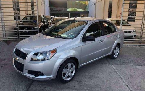 Auto usado Chevrolet Aveo 2017 a un precio increíblemente barato