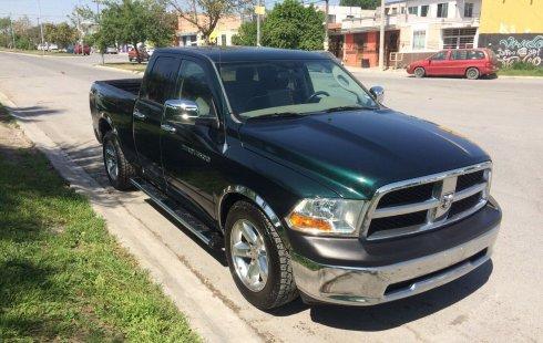 Me veo obligado vender mi carro Dodge RAM 1500 2011 por cuestiones económicas