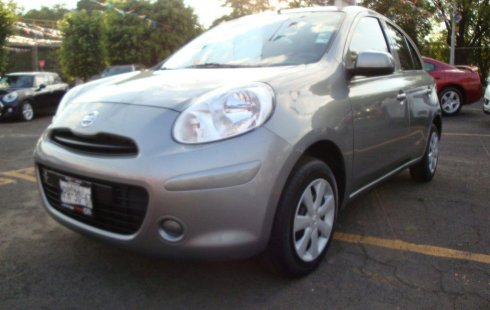 Quiero vender inmediatamente mi auto Nissan March 2013