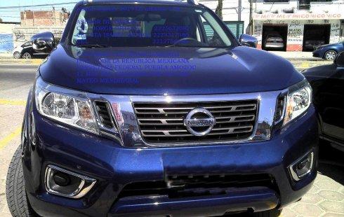 En venta un Nissan Frontier 2019 Manual muy bien cuidado