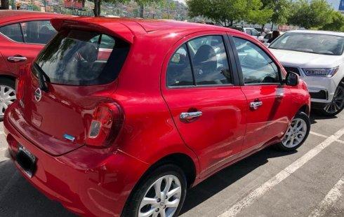 Nissan March 2016 en venta