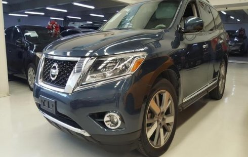 Nissan Pathfinder impecable en Benito Juárez