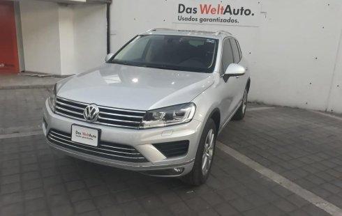 Auto usado Volkswagen Touareg 2017 a un precio increíblemente barato
