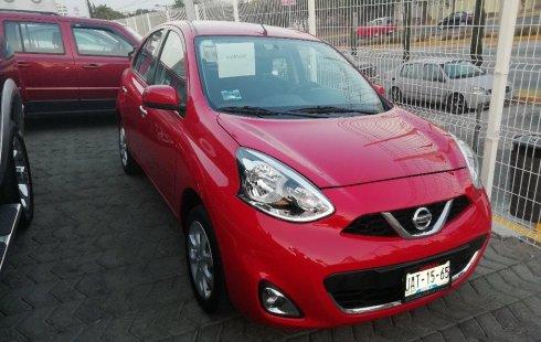 Urge!! Un excelente Nissan March 2017 Automático vendido a un precio increíblemente barato en Puebla