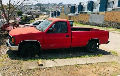 Me veo obligado vender mi carro Chevrolet 1500 1992 por cuestiones económicas
