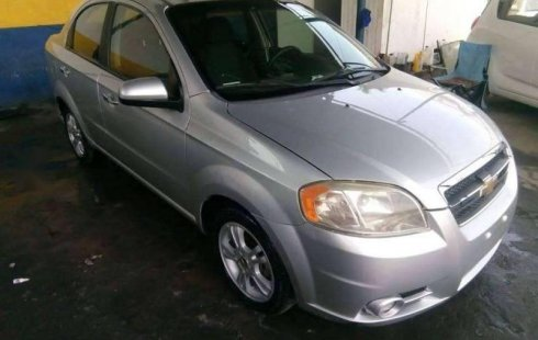 Auto usado Chevrolet Aveo 2011 a un precio increíblemente barato