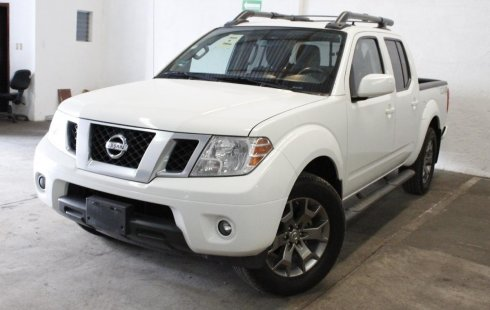 Nissan Frontier 2015 impecable