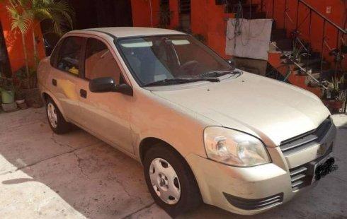 Urge!! Un excelente Chevrolet Chevy 2009 Manual vendido a un precio increíblemente barato en Cuernavaca