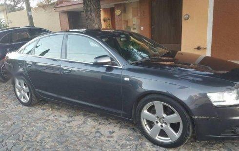 Me veo obligado vender mi carro Audi A6 2008 por cuestiones económicas