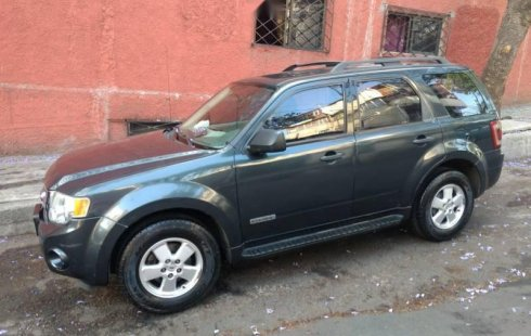 Ford Escape impecable en Coyoacán más barato imposible