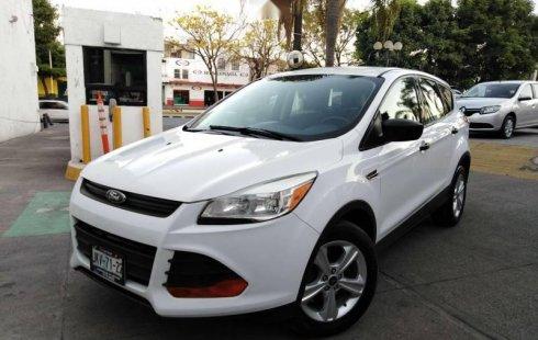 Llámame inmediatamente para poseer excelente un Ford Escape 2013 Automático
