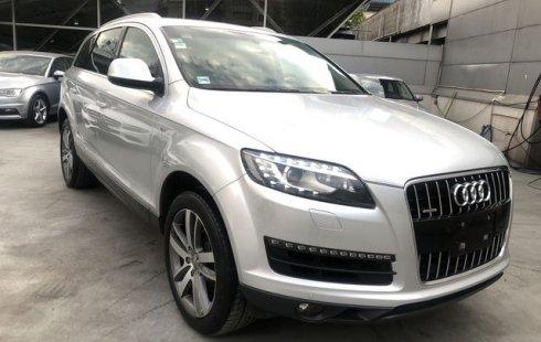 Audi Q7 2014 barato en La Magdalena Contreras