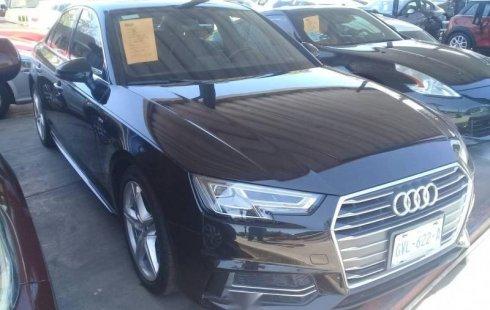Tengo que vender mi querido Audi A4 2017 en muy buena condición