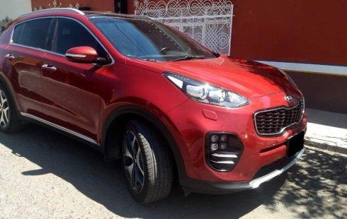 Urge!! Vendo excelente Kia Sportage 2018 Automático en en Huichapan
