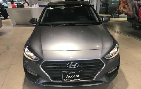 Hyundai Accent 2019 impecable
