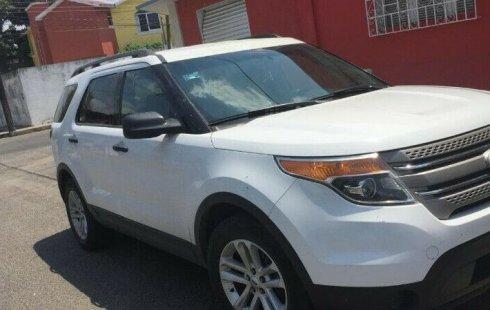 Ford Explorer usado en Chiapas