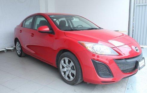 Un Mazda 3 2011 impecable te está esperando