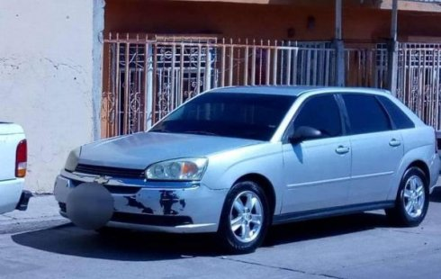 Vendo un Chevrolet Malibu impecable