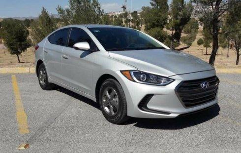 Me veo obligado vender mi carro Hyundai Elantra 2017 por cuestiones económicas