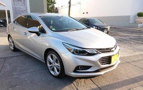 En venta un Chevrolet Cruze 2017 Automático en excelente condición
