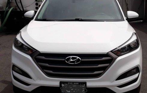 Hyundai Tucson 2017 usado