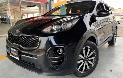 Vendo un Kia Sportage impecable