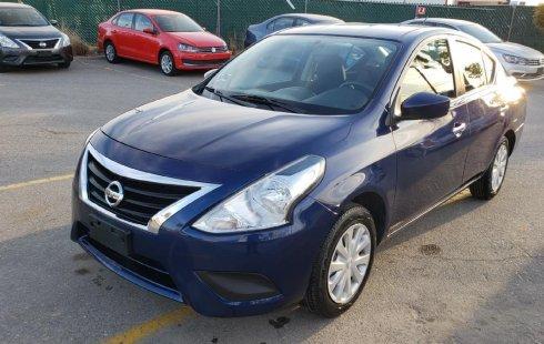 Vendo un Nissan Versa por cuestiones económicas