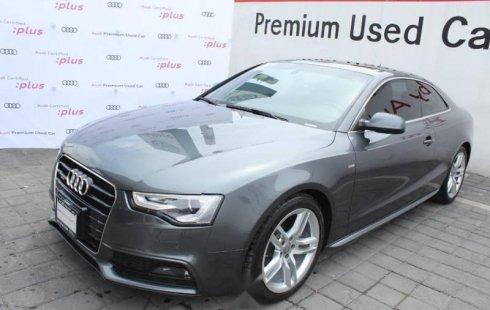 En venta un Audi A5 2015 Automático en excelente condición