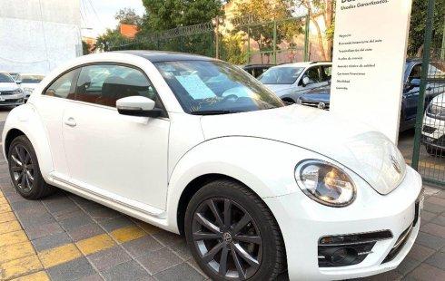 Quiero vender inmediatamente mi auto Volkswagen Beetle 2017 muy bien cuidado