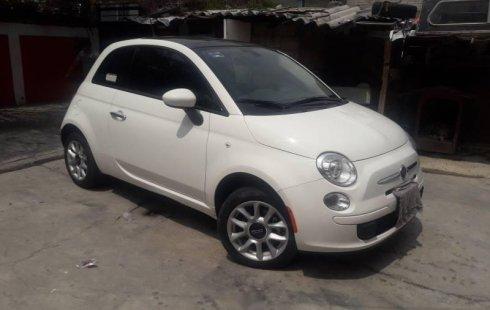 Vendo un Fiat 500 por cuestiones económicas